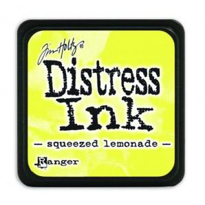 Ranger Distress Mini Ink pad - squeezed lemonade TDP40200 Tim Holtz