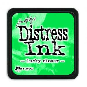 Ranger Distress Mini Ink pad - lucky clover TDP47384 Tim Holtz