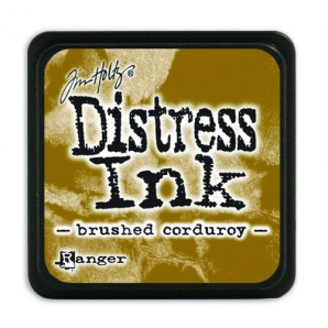 Ranger Distress Mini Ink pad - brushed corduroy TDP39884 Tim Holtz