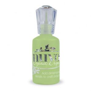 Nuvo crystal drops - apple green 669N