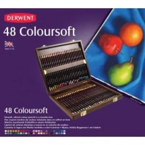 Derwent Coloursoft 48 st doos DCS2301660 (07-17)