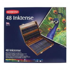 Derwent Inktense 48 st houten doos DIP2300151 (07-17)