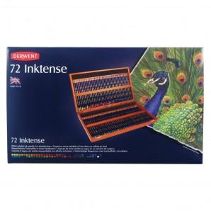 Derwent Inktense 72 st houten doos DIP2301844 (07-17)