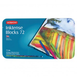 Derwent Inktense blocks 72 st blik DIB2301980 (07-17)