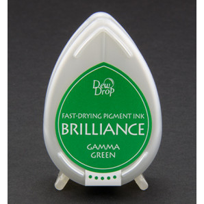 Dew Drop Brilliance Gamma Green