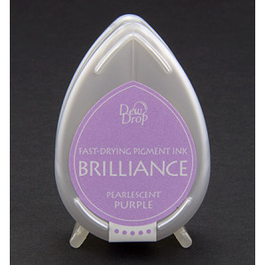 Dew Drop Brilliance Pearlescent Purple