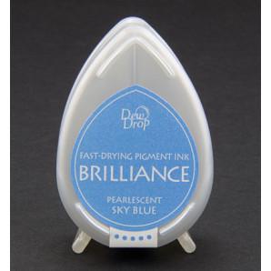 Dew Drop Brilliance Sky Blue