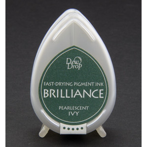 Dew Drop Brilliance Pearlescent Ivy