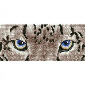 .Diamond Dotz - DD5.043 snow leopard spy