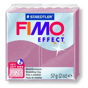 Fimo Effect parelmoer rose 57 GR 8020-207