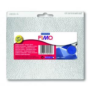 Fimo structuurvorm leather 8744 13