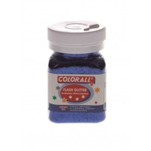 Flash Glitter Colorall 150 ml blauw