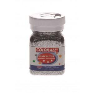 Flash Glitter Colorall 150 ml zilver