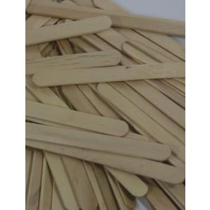 CraftEmotions Knutselhoutjes +/- 1000st   11,4cm x 1cm