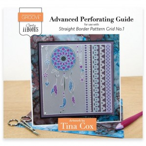 CLARITY II BOOK: ADVANCED PERFORATING GUIDE STRAIGHT BORDER PATTERN GRID NO.1