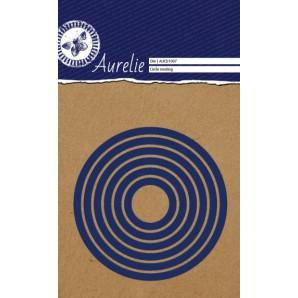 Aurelie Snij- & Embossingsmal Circle nesting