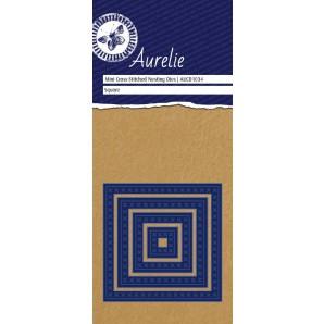 Aurelie Stitched Square Mini Nesting Die