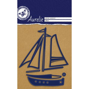Aurelie Sailboat Craft Die