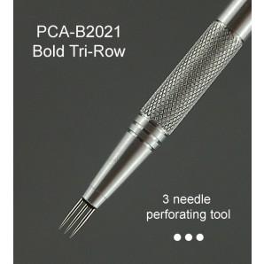 PCA Bold Tri-Row B2021