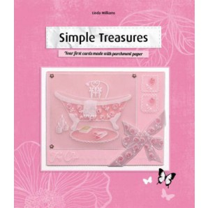 Book Simple Treasures Linda Willimas ENG