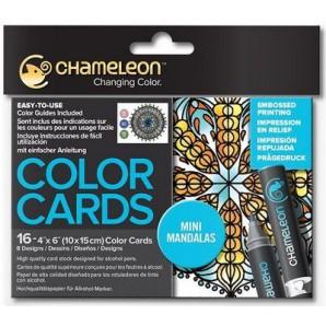 Chameleon Color Cards Mini Mandalas