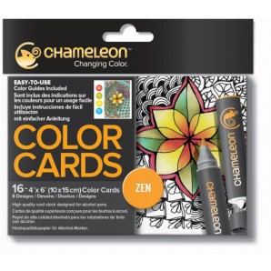 Chameleon Color Cards Zen
