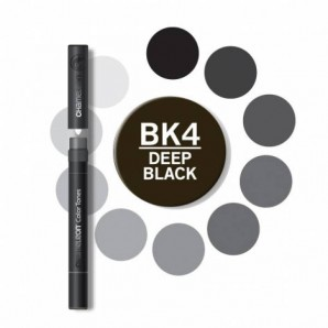 Chameleon Pen Deep Black BK4