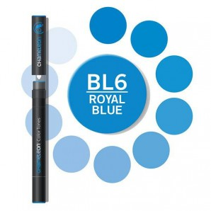 Chameleon Pen Royal Blue BL6