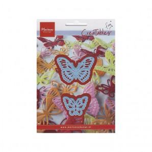Marianne Creatable Butterfly LR0356