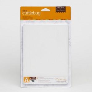 A plaat voor Cuttlebug Cricut