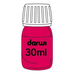 Darwi inkt karmijn rood