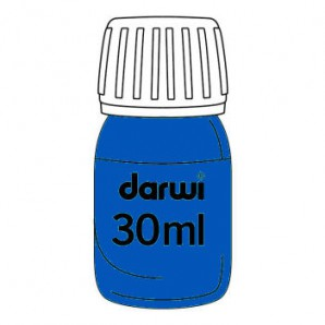 Darwi inkt blauw