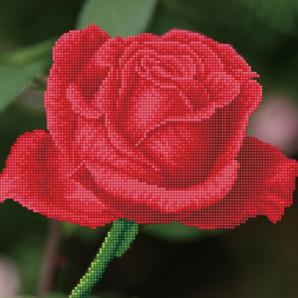 DIAMOND DOTZ Rose Bud DD5.038