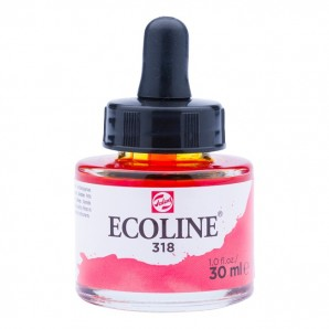 Talens Ecoline 318 Rood