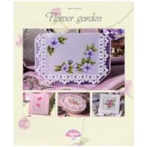 book flower garden Hiskia Wittenaar