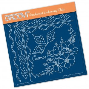 Groovi Plate LINDA'S COSMOS   A5