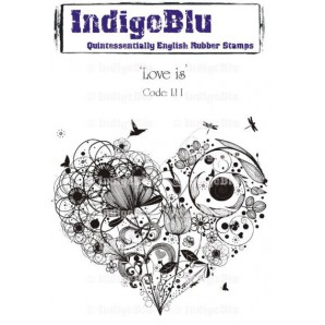 IndigoBlu Stamp Love is