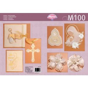 M 100 religieuze ontwerpen