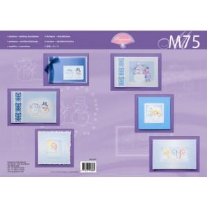 M 75 sneeuwpoppen