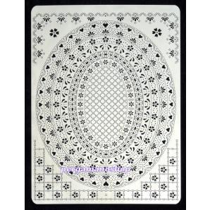Multi grid 20 ovaal