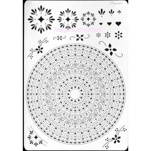 Multi grid 13 cirkels
