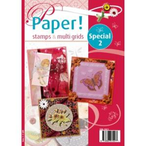 papier magazine 2 multigrids und stempel