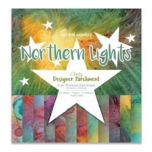 Designer Parchment Pack NORTHERN LIGHTS