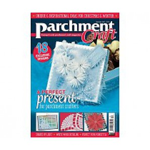 Parchment Craft magazine 12-2015