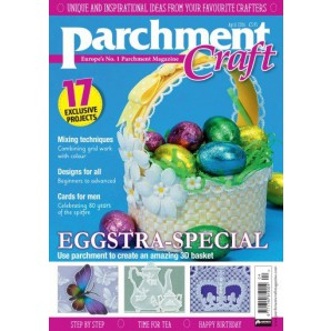 Parchment Craft magazine 04-2016