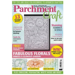 Parchment Craft magazine 06-2017