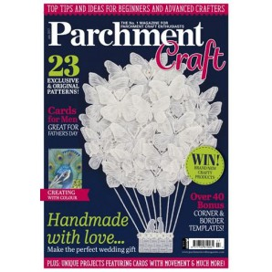 Parchment Craft magazine 07-2017