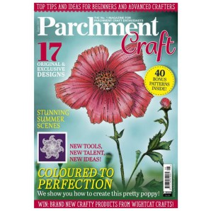 Parchment Craft magazine 08-2017
