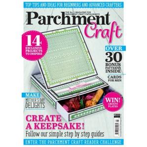 Parchment Craft magazine 03-2018