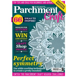 Parchment Craft magazine 10-2018
